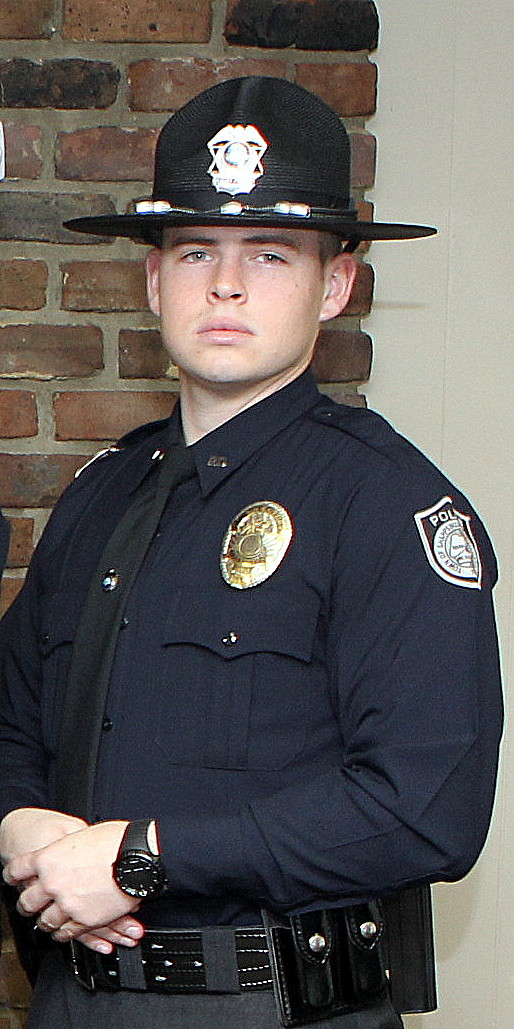 Officer Caleb Shockley
