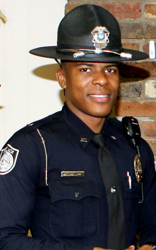 Officer Ronald Stewart