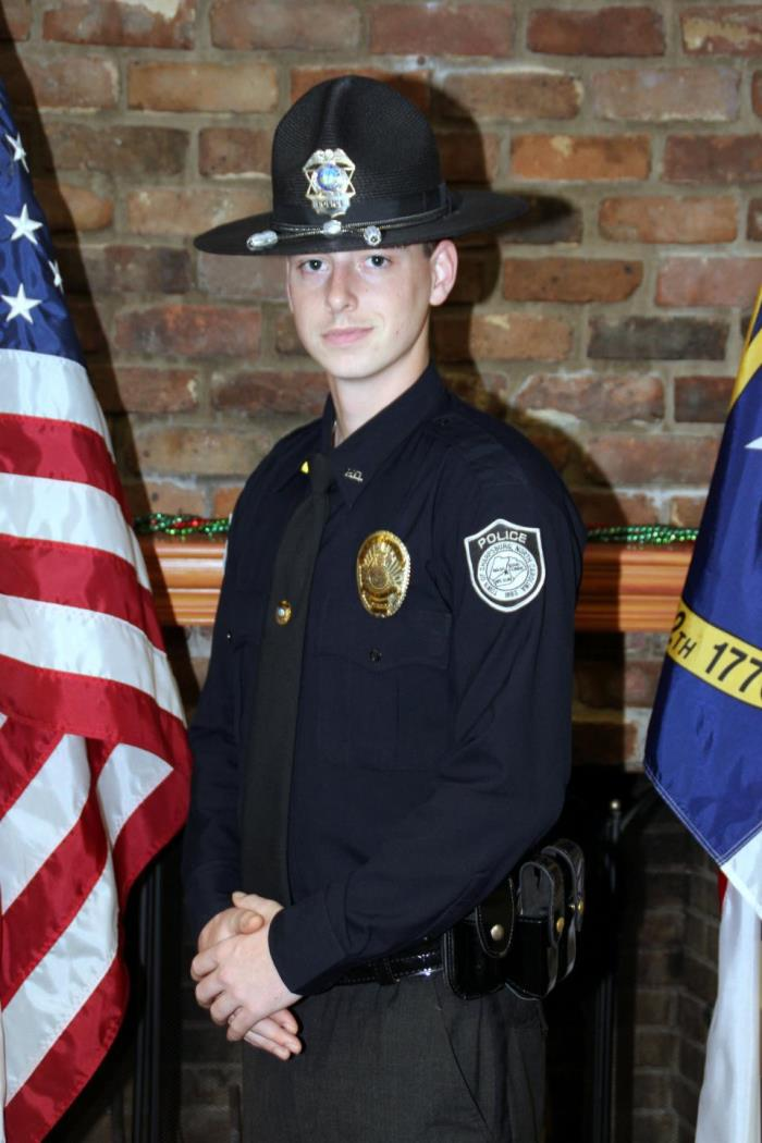 Officer William Bruesch